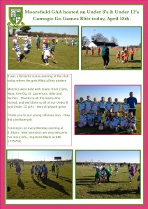 Camogie u 8 12 April 2015